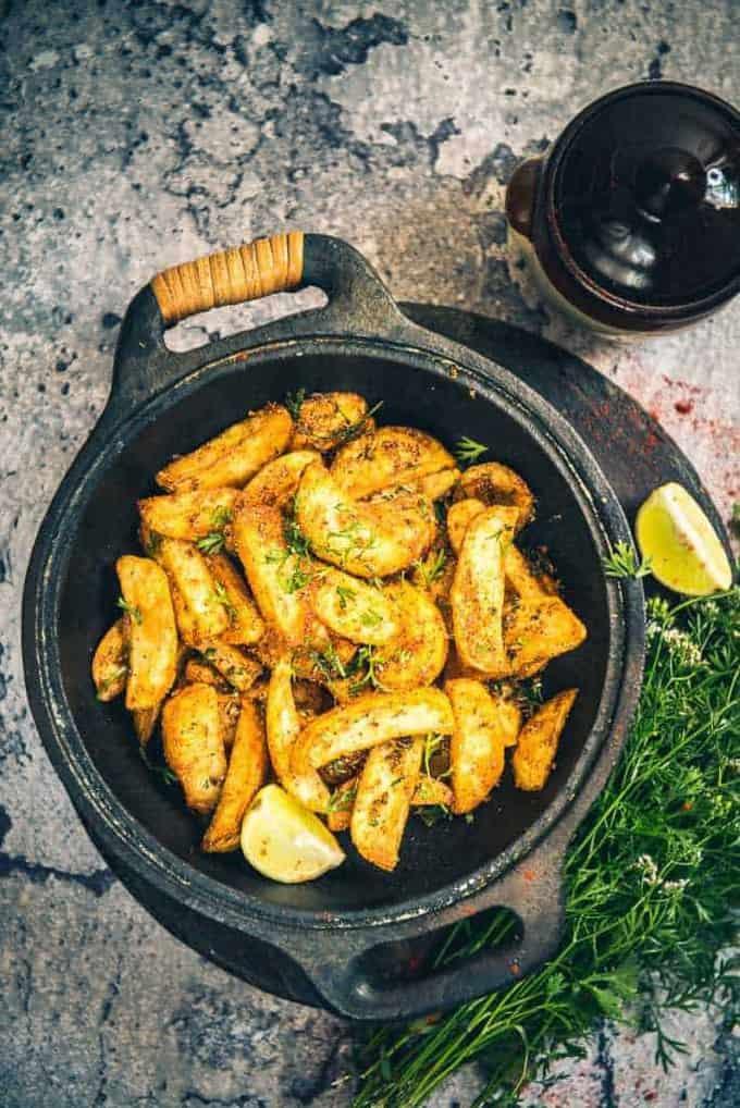 Karare Aloo Recipe, How to make Karare Aloo