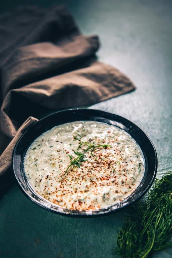 Mooli Dill Raita Recipe, How to make Mooli Dill Raita