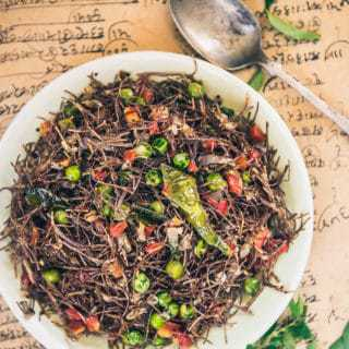 Ragi Vermicelli is a welcomed surprise that combines the goodness of ragi and soul soothing flavours all in just one bite! Do read its recipe.