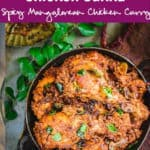 Mangalorean Chicken Sukka is a dry dish made using fresh chicken, masalas, grated fresh coconut and it is generously tempered using ghee as well as onions. #IndianChickenRecipe #IndianRecipes #ChickenRecipes #MangaloreanRecipes