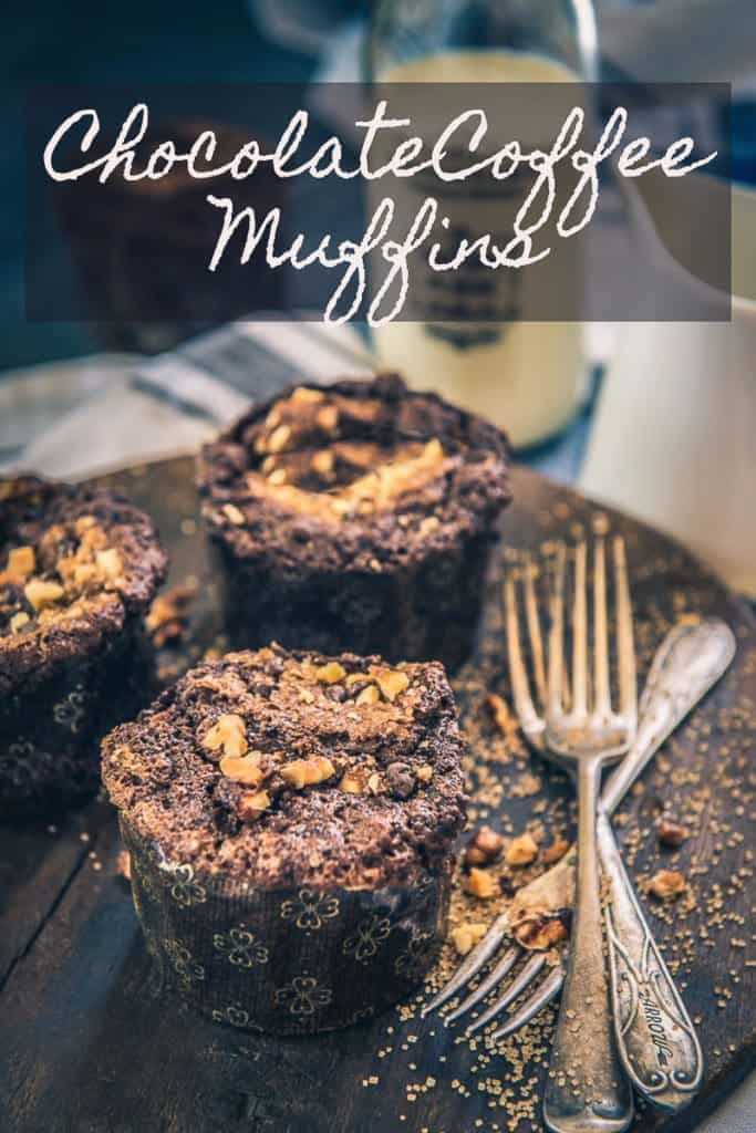 These Chocolate Coffee Muffins are soft & moist. Pair them with your daily espresso coffee or serve them in breakfast. Get the Muffin recipe here.