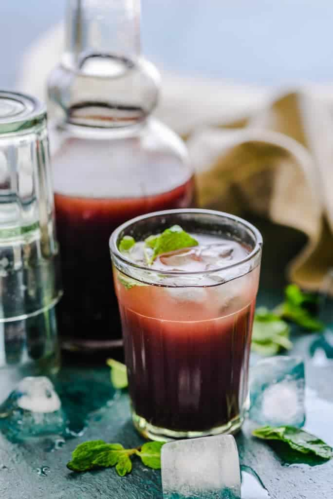 Kokum sharbat or kokum juice is a popular Goan summer coolant drink which is perfect to sip on warm summer days as it is very refreshing.