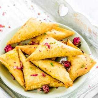 Rabdi Samosa Recipe