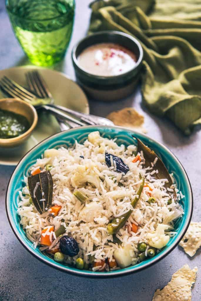 Veg Pulao Recipe, How to make Veg Pulao