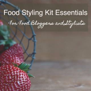 Here is a list of Food Styling Kit essentials for food bloggers and stylists which they must always include in their food styling kit. Tutorial I Food I Styling I Photography I Professional I Bloggers I Blog I Stylists I