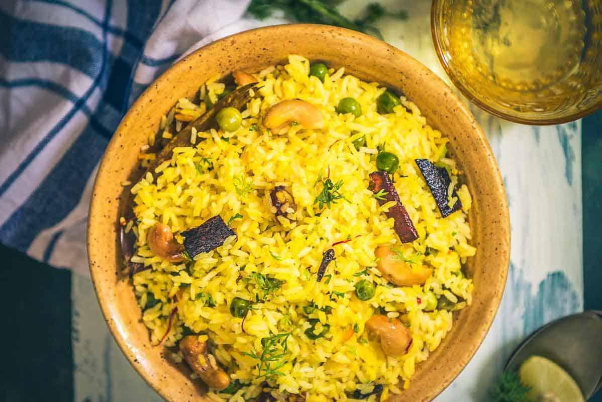 Bengali Mishti Pulao Bengali Sweet Pulao Whiskaffair