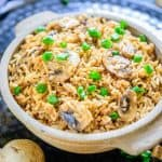 Use that leftover rice to make this easy Mushroom Fried Rice and see it disappear in minutes.