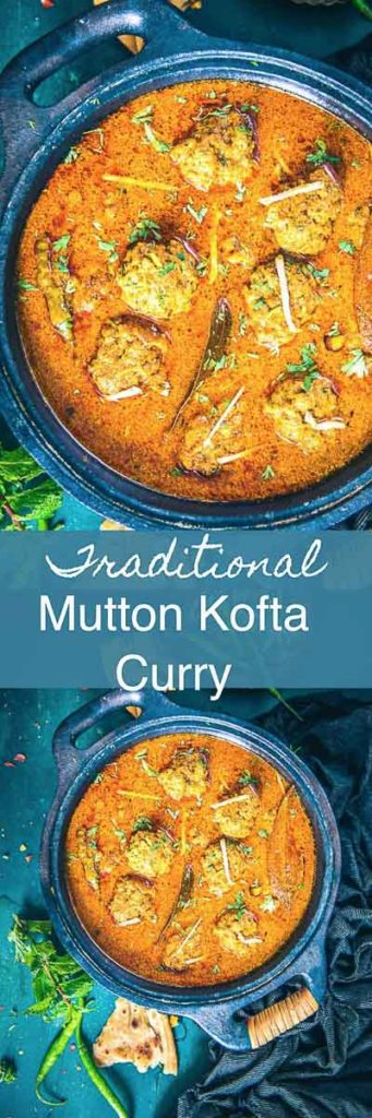 Mutton Keema Kofta Curry Recipe or Mutton Keema Ball Curry Recipe is a delicious curry made using raw mutton mince simmered in a spicy gravy. Indian I Mutton I lamb I curry I Mince I easy I simple I perfect I quick I perfect I Authentic I traditional I