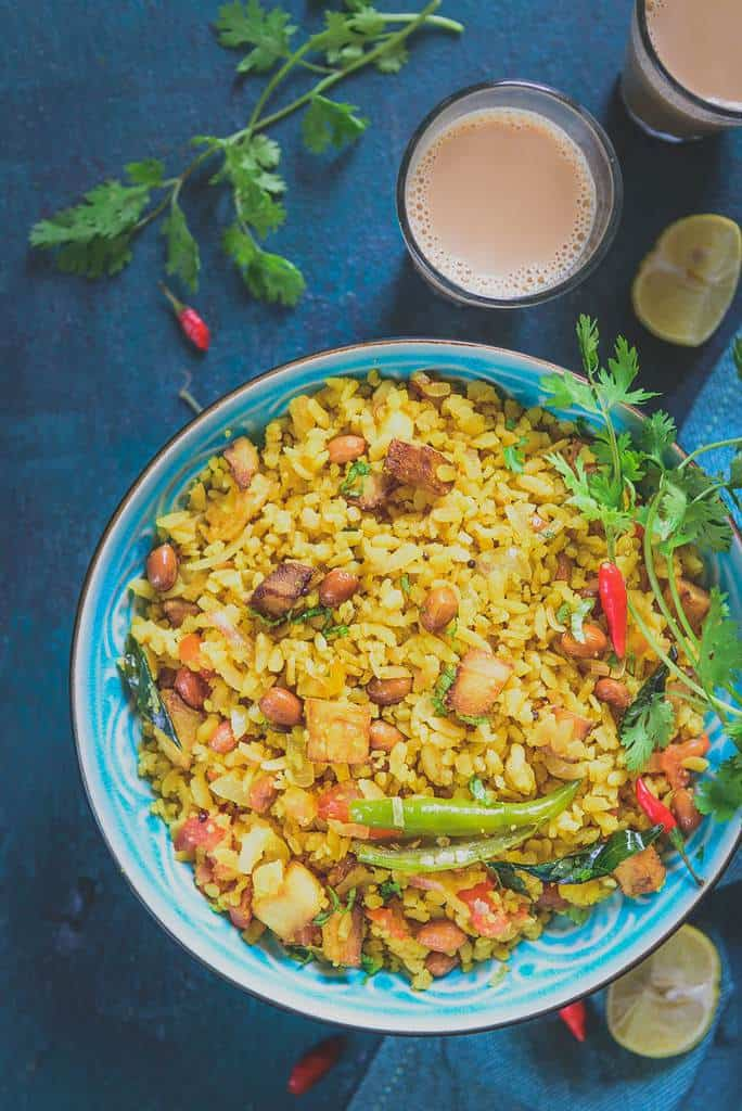 Red Rice Kanda Poha, Red Rice Poha Recipe, Red Poha Upma, red poha health benefits, red rice poha benefits, red poha nutrition, red poha benefits, red aval health benefits