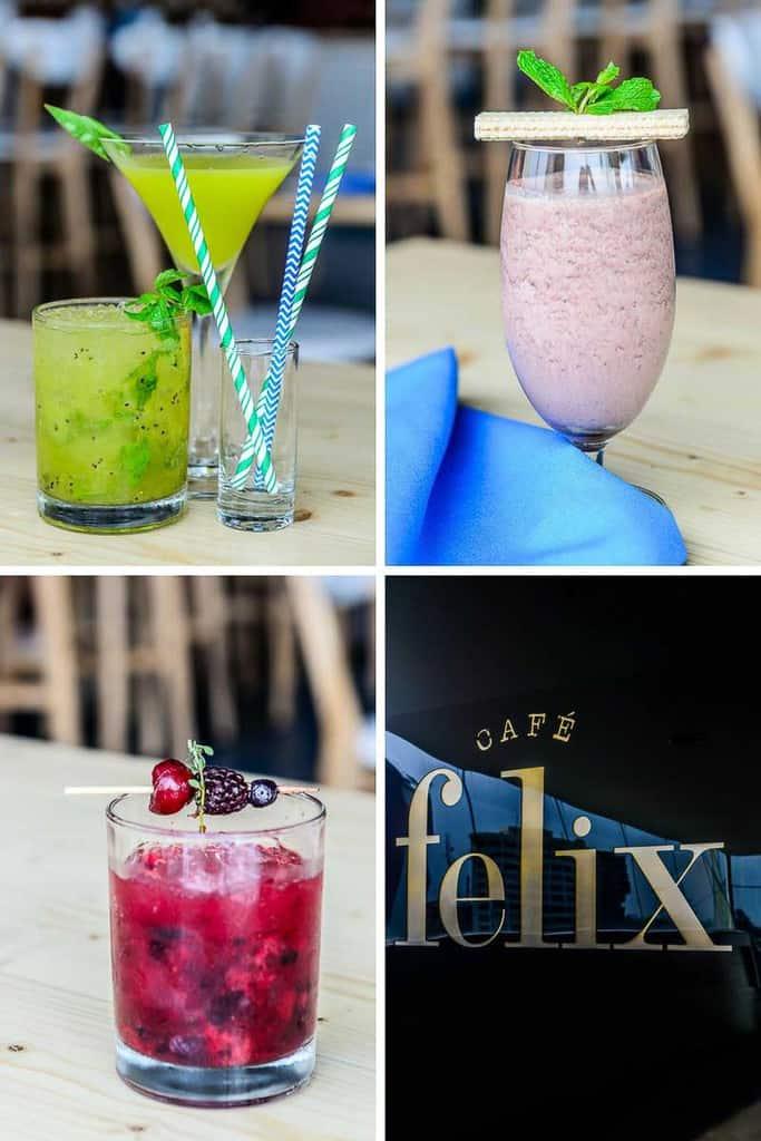 Cafe Felix, 1 MG, Bangalore I Restaurant Review