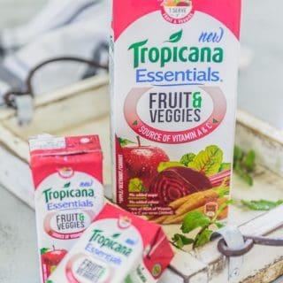 Tropicana Essentials Fills Your Nutrition Gap