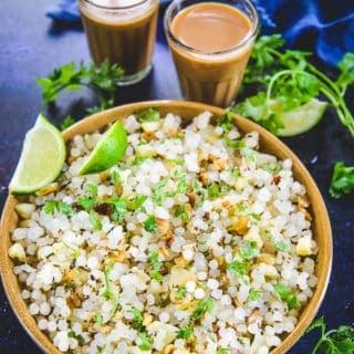 Spicy Sabudana Khichdi  (2 Ways)