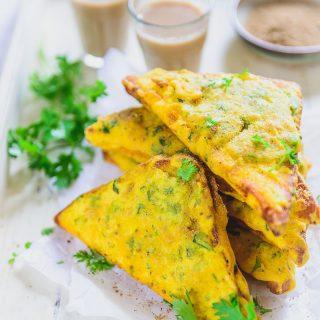 Punjabi Bread Pakora