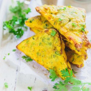 Bread Pakora Recipe is a very famous Indian tea time snack and breakfast recipe and is quite easy to make.