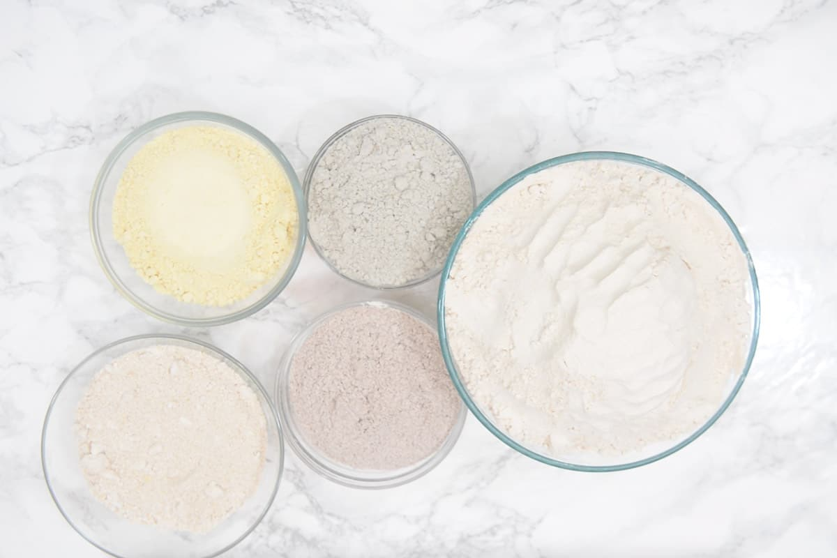 Multigrain Atta Ingredients.