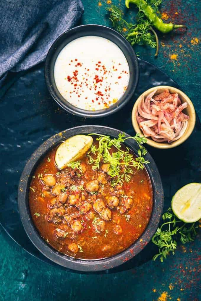 Amritsari Chole Recipe