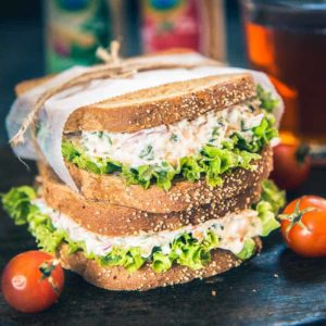 All in all, healthy, creamy and fresh veggies loaded treat, Vegetable Curd Sandwich Recipe is a must try for quick meals and breakfast. Here is how to make it.