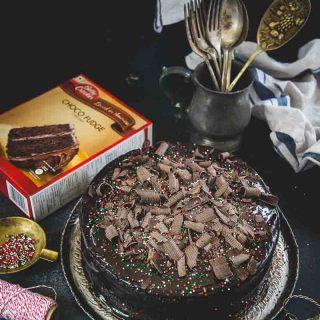 Betty Crocker Choco Fudge Cake