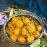 Mostly served with Luchis, Bengali Aloor Dum or Dum aloo has this satiating blend of spices, creaminess of yogurt and the crispiness of potatoes.