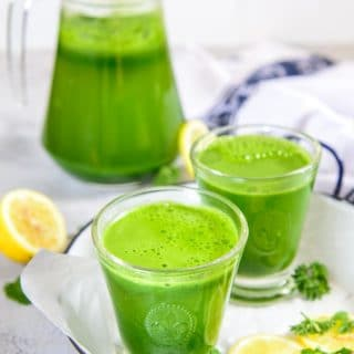 Super Green Detox Drink Recipe