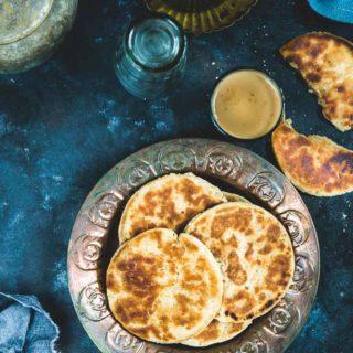 Roat (Uttarakhand Style Sweet Flatbread)