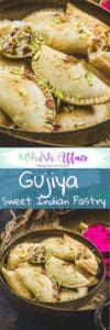 Gujiya is a traditional Indian fried pastry stuffed with coconut and Khoya filling. It is a must make recipe for Holi. Here is a tried and tested step by step recipe to make best mawa Gujiya at home. #Holi #Recipes #Indian #Festivals