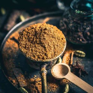 Sandwich Masala is a special spice mix which is sprinkled over Mumbai style sandwiches and gives them a very unique taste.