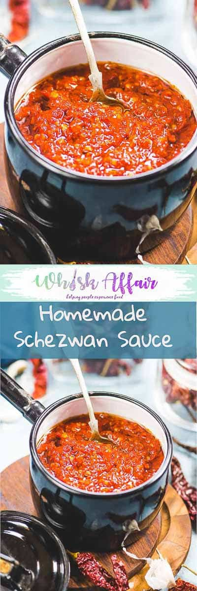 Schezwan SauceRecipe is one of the most popularly used ingredients in Indo-Chinese cuisine. Instead of settling for store bought sauce, why not make your own version of this flavourful sauce?  #Asian #IndoChinese #Sauce