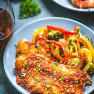 Spicy Baked Basa Recipe (Video Recipe)