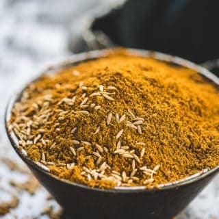 Roasted Cumin Powder in a bowl.