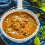Goan Prawn Curry is a perfect tropical side to savour on a sunny day. Also known as Ambot Tik, Recipe for Goan Prawn Curry is very simple and authentic. You can serve this best Goan style prawn curry with rice for a nourishing brunch or dinner as well.