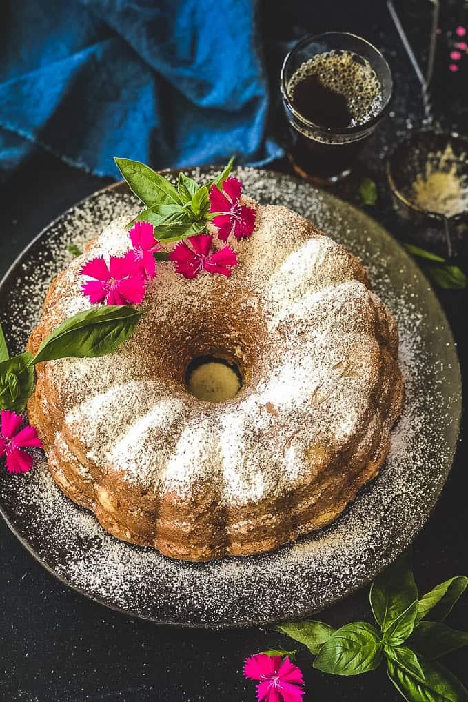 best sour cream pound cake recipe.