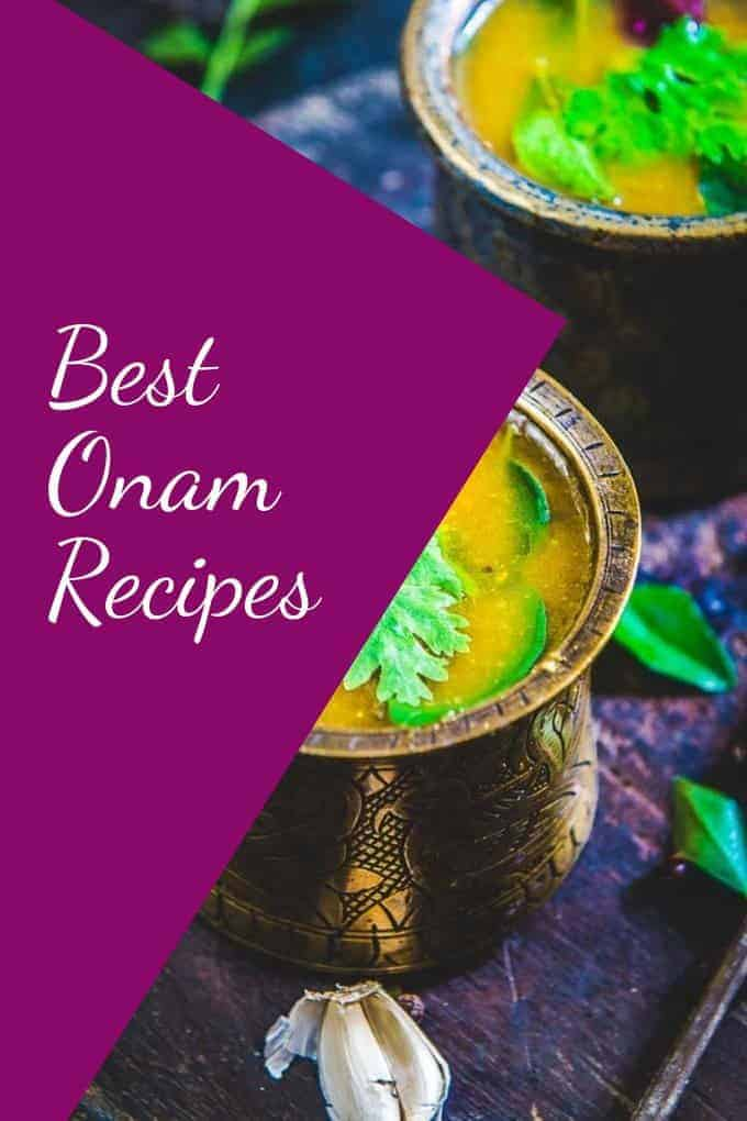 10 Best Onam Sadya Recipes