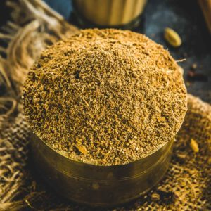 Masala Tea Powder or Chai Masala is a mix of warming whole spices, rose petals, and fennel seeds which are added to Indian milk tea or Masala Chai to make it more flavourful. Here is how to make it at home.