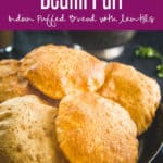Bedmi Puri is a very famous breakfast usually eaten in Delhi and some parts of Uttar Pradesh. It is paired with hot hing zeera aloo ki sabzi and is quite filling. Here is how to make Bedmi Puri in traditional UP style. #Indian #Bread #Fried #Puri #Poori