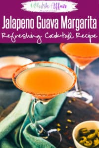 A fine blend of guava juice, jalapeno, lemon juice, red chilli powder and club soda, Virgin Guava Jalapeno Margarita is a drink that you cannot miss sipping on! Drink I beverage I Mexican I no Alcohol I Non Alcoholic I mocktail I Easy I Simple I quick I perfect #Mocktail #Guava #DrinkRecipe