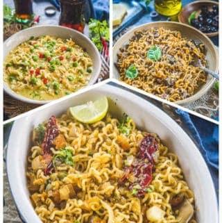 Maggi recipes
