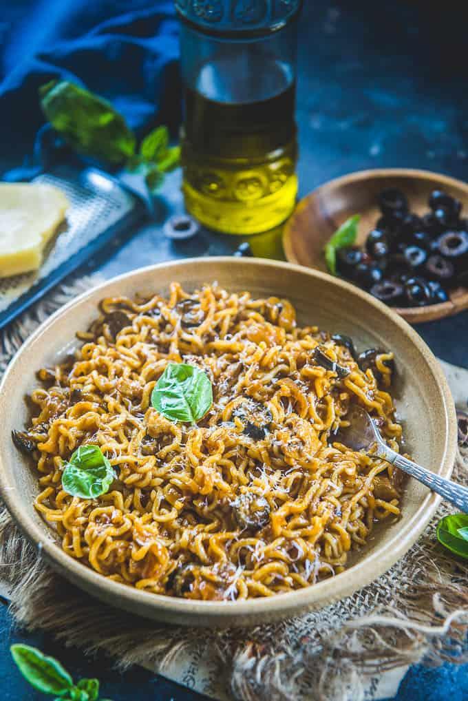 Italian maggi recipe.