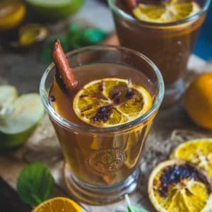 This Homemade Apple Cider is a breeze to make at home and the taste is superlative. Not to mention it will cost you pennies to make a big batch at home.