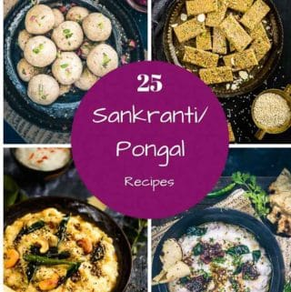 Collection of sankranti Recipes.
