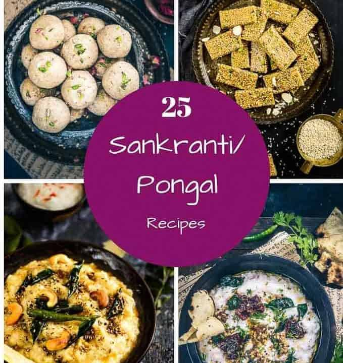 Collection of sankranti Recipes.