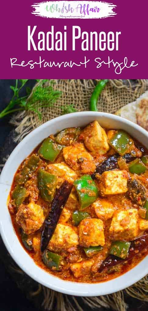 Kadai Paneer Recipe is a very famous Indian Cottage cheese recipe and is one of the most common dishes ordered in a restaurant. It is spicy and delicious.Restaurant I Style I Paneer I Indian I Recipe I Karahi I Kadhai #Paneer #Recipe #Indian #Curry #Video
