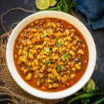 Punjabi Lobia is a North Indian Style Black Eyed Beans curry where lobia is cooked in a spicy onion tomato gravy. It can be paired best with paratha, phulka, and rice. Here is how to make it.