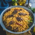 Made using the expensive Gucchi Mushrooms or Morels, this Gucchi Pulao is a flavoursome rice dish with all the goodness of Gucchi. Here is how to make this Gucchi Pulao Recipe at home.