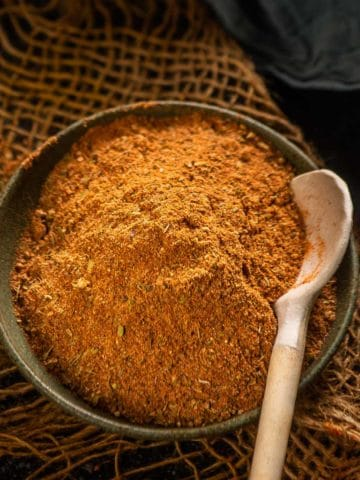 This DIY Cajun Seasoning is spicy, savory, and comes together in just 5 minutes using pantry staples. Use it for steaks, marinades, soups, or stir-fries, this versatile seasoning will amp up the flavors big time.