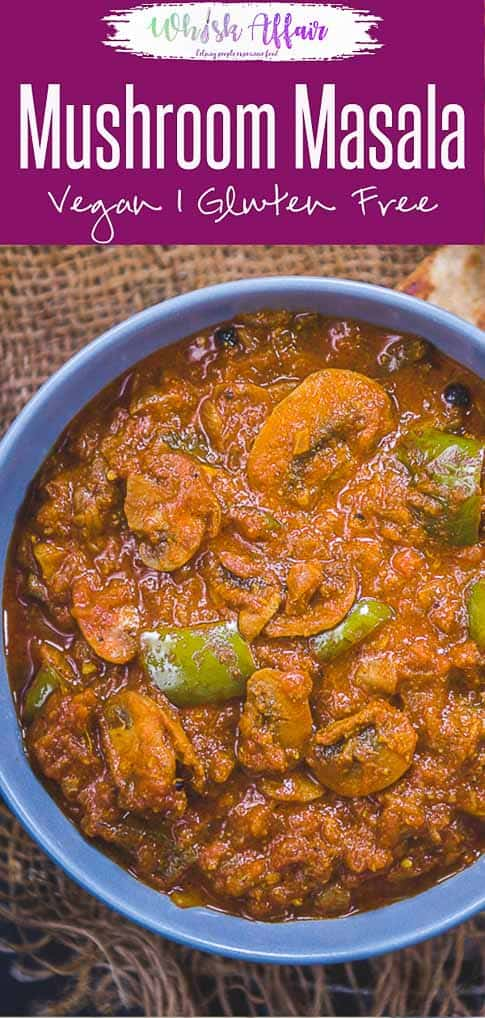 Make Restaurant Style Mushroom Masala Curry at home using the basic ingredients. This Indian Curry will definitely win your heart and make you crave for more. Here is how to make Mushroom Masala Recipe at home. #Indian #Curry #Mushroom #Recipe