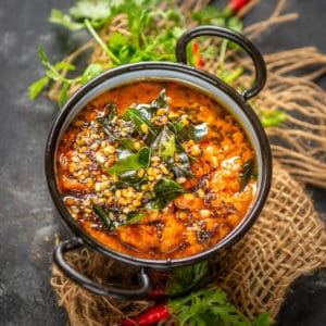 Tired of eating the same coconut chutney with idli and dosa? Then this onion tomato chutney is perfect for you. This chutney is very easy to make and keep well in the refrigerator for a few days. Here is how to make this chutney recipe for dosa idli.