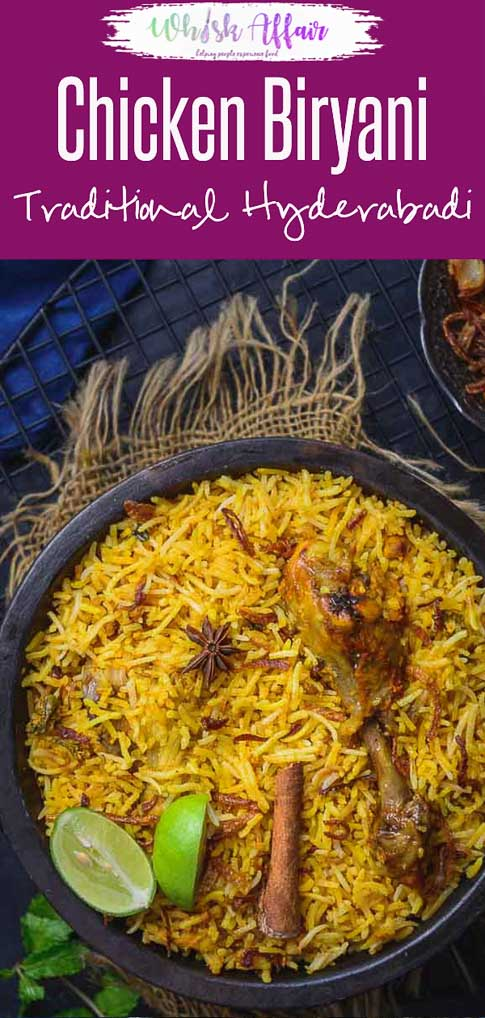 Hyderabadi Chicken Biryani boasts of a beautiful cacophony of flavours that is known the world over. Here is how to make it at home. #Chicken #Rice #Recipe