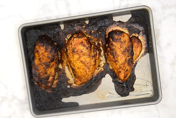 Ready jerk Chicken.