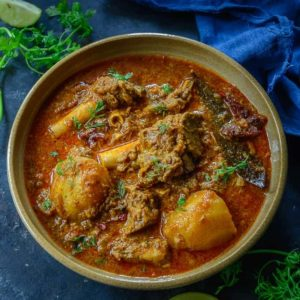 Make this super delicious Punjabi Mutton Curry just like a local. This curry is spicy, loaded with flavours and very easy to make. Here is how to make Punjabi Mutton Curry Recipe.